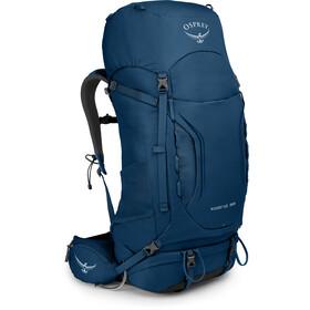 Osprey Kestrel 58 rugzak Heren blauw